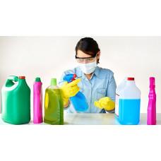 Chem No.50 -Liquid Glass Cleaner