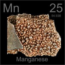 Mangan (Mn) Tayini