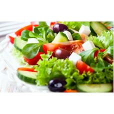 Salata, Şarküteri Ürünleri ve Soğuk Mezeler