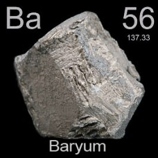 Baryum (Ba)