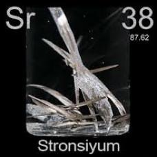 Stronsiyum (Sr) Analizi